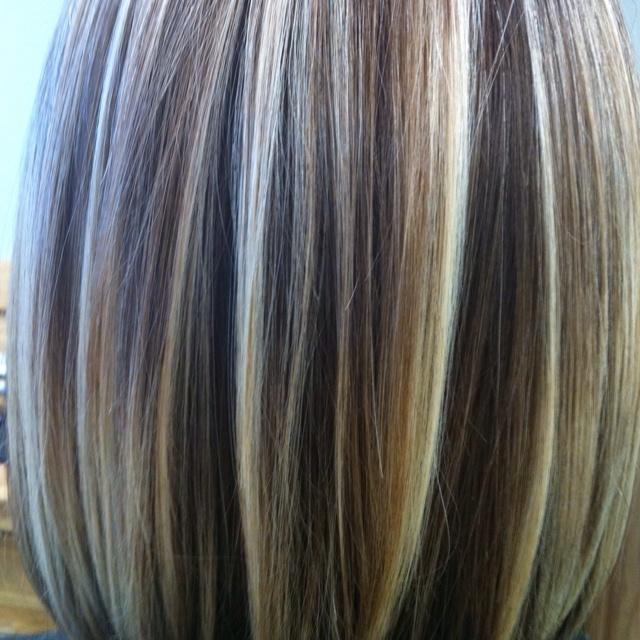 Pips hair foils I did