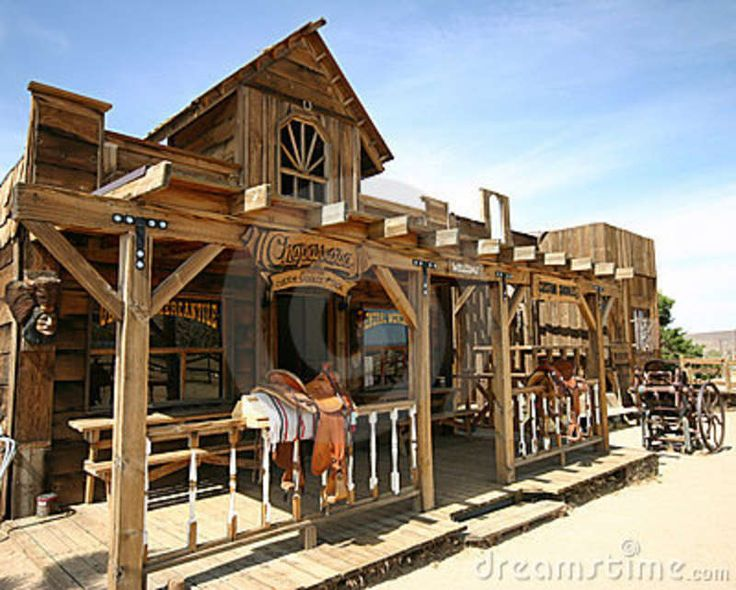 Always thought it would be kinda neat to have the outside of my house look  like an old western store front 12 best Ideas for the House images on Pinterest   Western photo  . Wild West Home Decor. Home Design Ideas