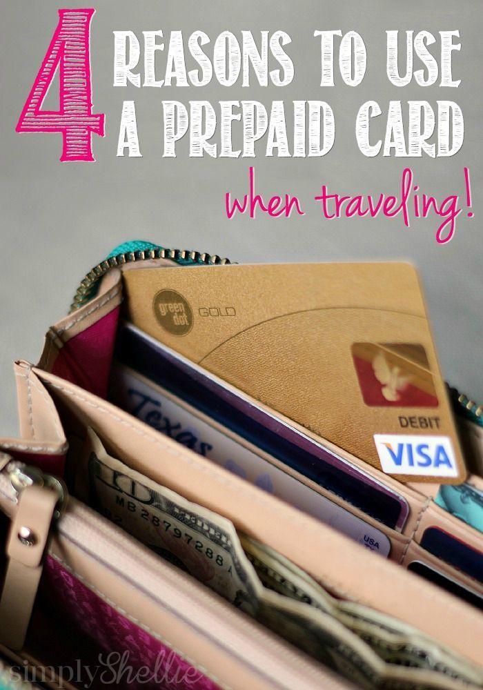 Visa reloadable card for teens