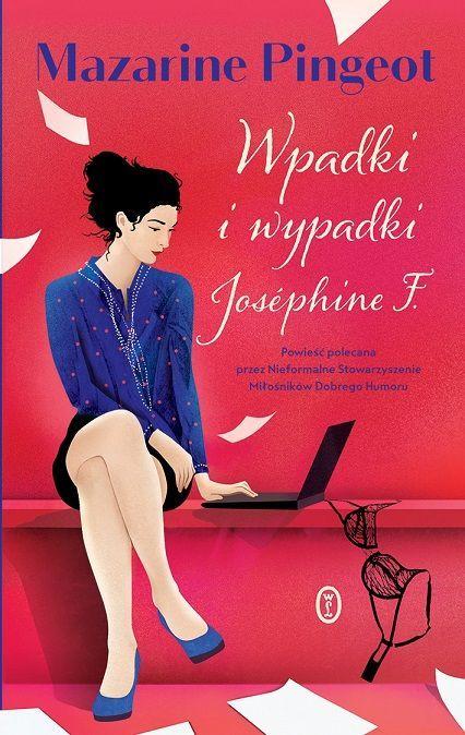 Wpadki i wypadki Josephine F.-Pingeot Mazarine
