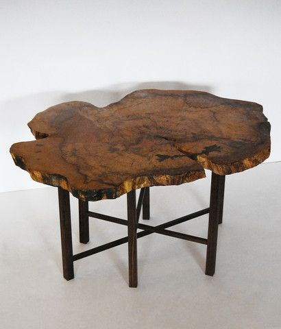 """DON HOWELL """"SPALTED SUPREME"""" COCKTAIL TABLE"""