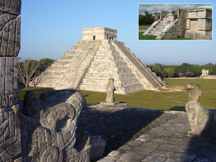 Чичен-Ица Канкун Мексика