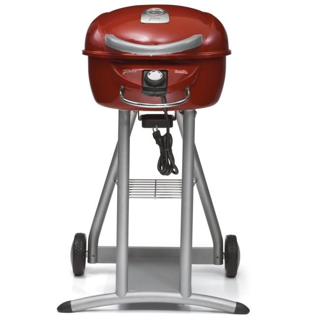 10 Smaller Grills Perfect for Your Balcony and Patio: Char-Broil Patio Bistro Infrared Electric Grill Model# 10601578