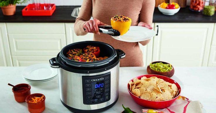 Crock-Pot, known for its sluggish cooking, speeds factors up, entering Quick Pot&#039s turf