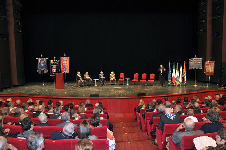 Manifestazione A.N.P.I  Teatro Regio Torino