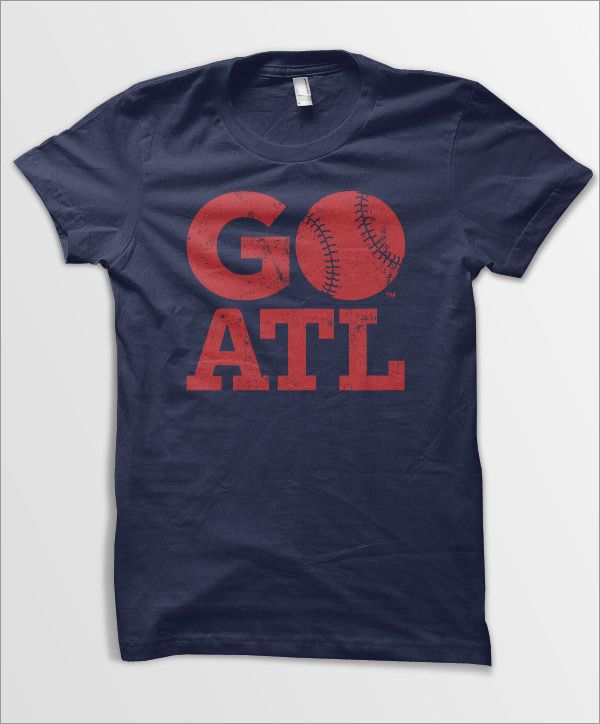 ATLANTA BRAVES! GO ATL HARDBALL