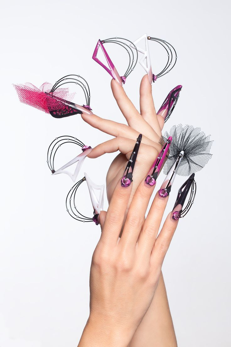 13 best Next Top Nail Artist 2016/2017 images on Pinterest | Nail ...