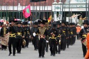 Prajurit Keraton, prajurit Bugis | Wisata Yogyakarta