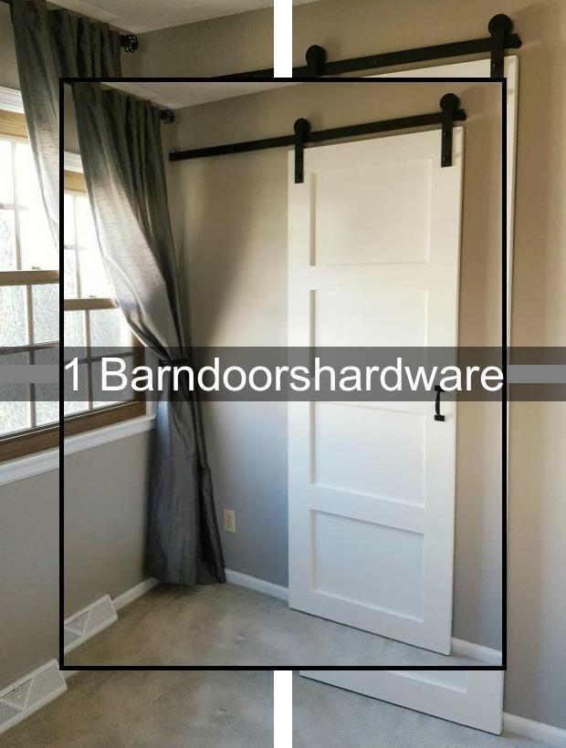 Barn Doors For Homes 48 Inch Barn Door Hardware 48 Barn Door Hardware In 2020 Wooden Bifold Doors Doors Interior In Wall Sliding Door