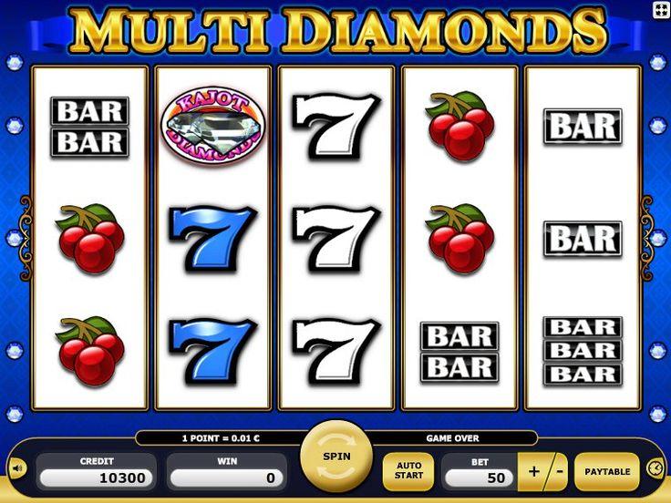 Neu absolut kostenlos Spielautomaten Spiel Multi Diamonds - http://freeslots77.com/de/kostenloser-online-spielautomat-multi-diamonds/