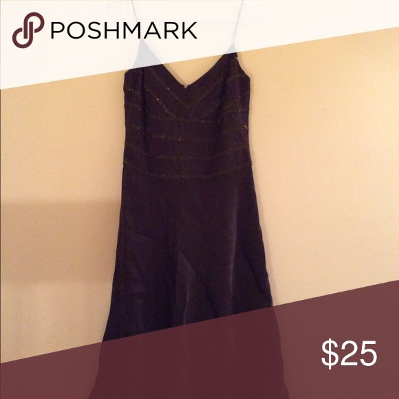 Ladies formal dress Ladies formal dress with beaded work, excellent condition Anne Klein Dresses Prom