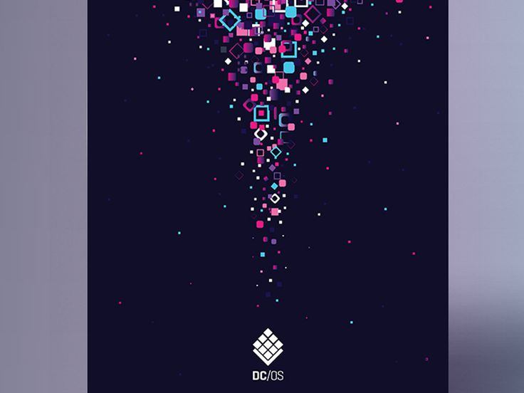 DC/OS Poster Launch - Mesosphere by Ana Hoxha