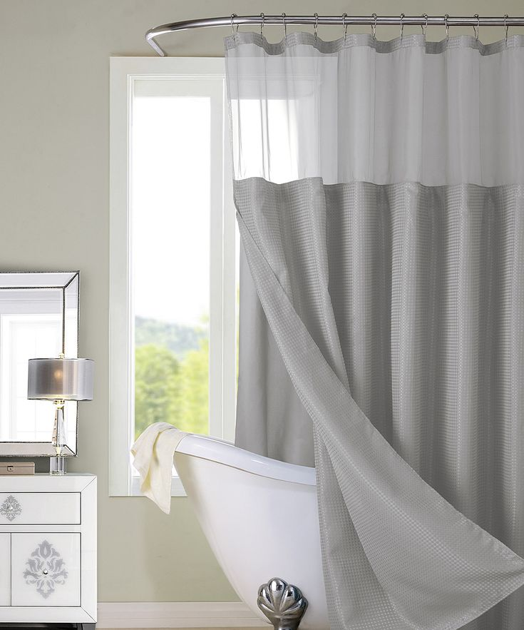 Shower Curtain Sheer Top Panel Curtain Menzilperde Net