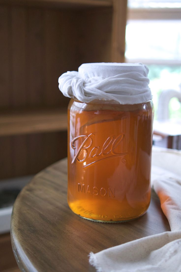 How to Brew Your Own Kombucha Kombucha, Brew your own
