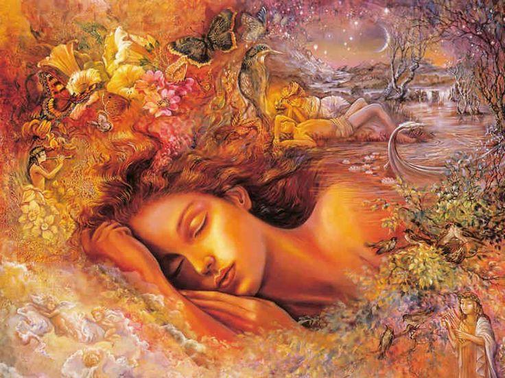 No sólo se trata de identificar arquetipos, también es necesario saber qué significan para el soñador