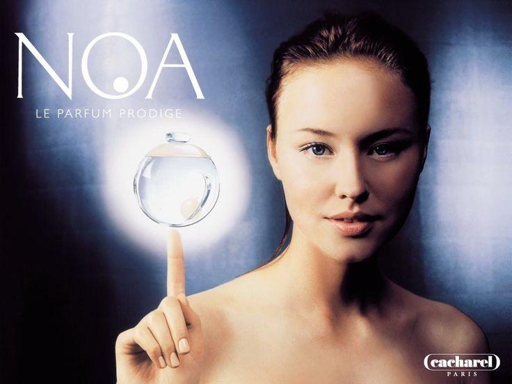 Image parfums cacharel - pub publicité