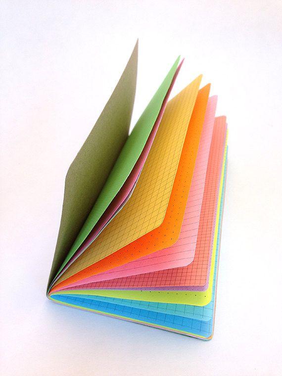Multi Color 6pcs Honeycomb Handle Design Ombre Makeup: 17 Best Ideas About Arc Notebook On Pinterest