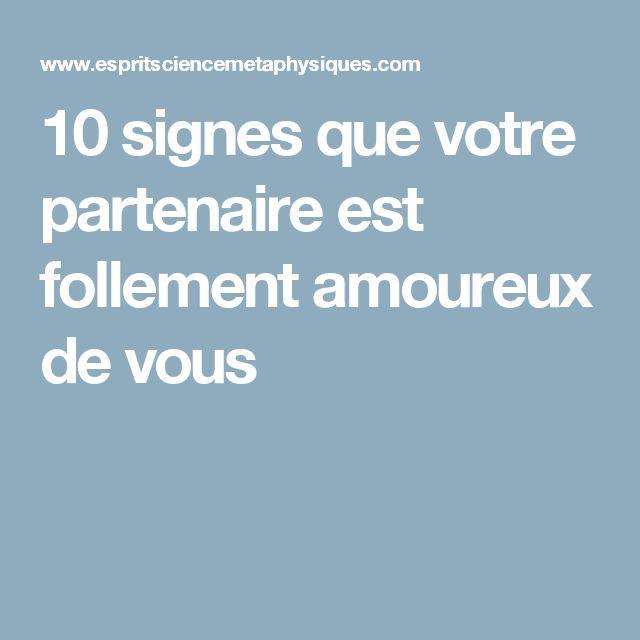 10 signes que votre partenaire est follement amoureux de vous