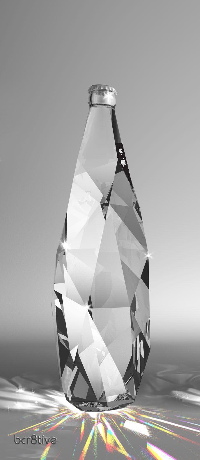 Package Design Diamond Aqua Carpatica By Cristiano