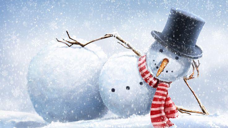Frosty The Snowman Wallpaper 59424 Wallpaper | Lonidee.com