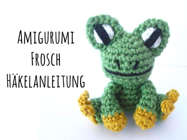 36 best Gehäkeltes images on Pinterest   Amigurumi, Amigurumi ...