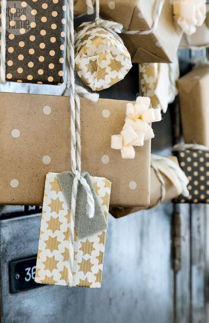 Ya has decorado tu casa para las fiestas? Hoy, te quiero enseñar las decoraciones de estilo escandinavo de la casa de Tara Ballantyne, experta estilista.