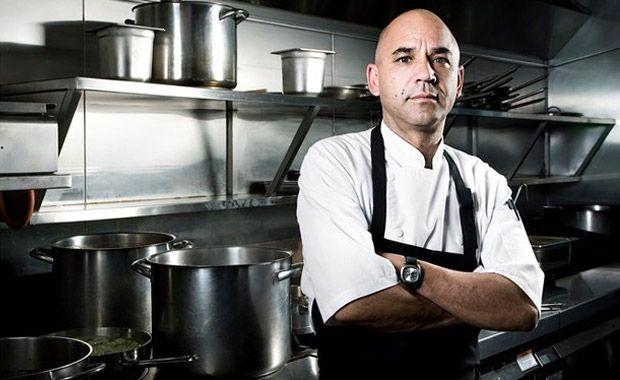 Multi-awarding winning chef Richard Carstens now leads the kitchen team.