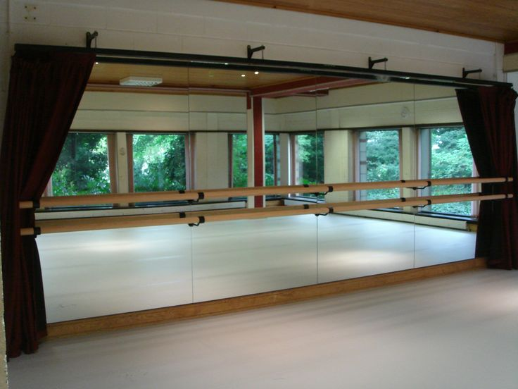 Integra & Duratrack+ Curtains at Bristol Grammar School.  www.theballetbarrecompany.com