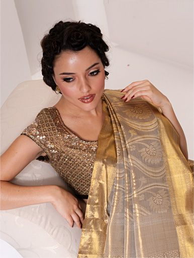 Wedding Silk Sarees Kanchipuram