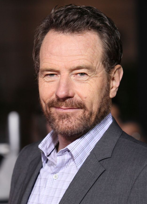 Bryan Cranston | An Official Ranking Of The 51 Hottest Bearded Men In Hollywood