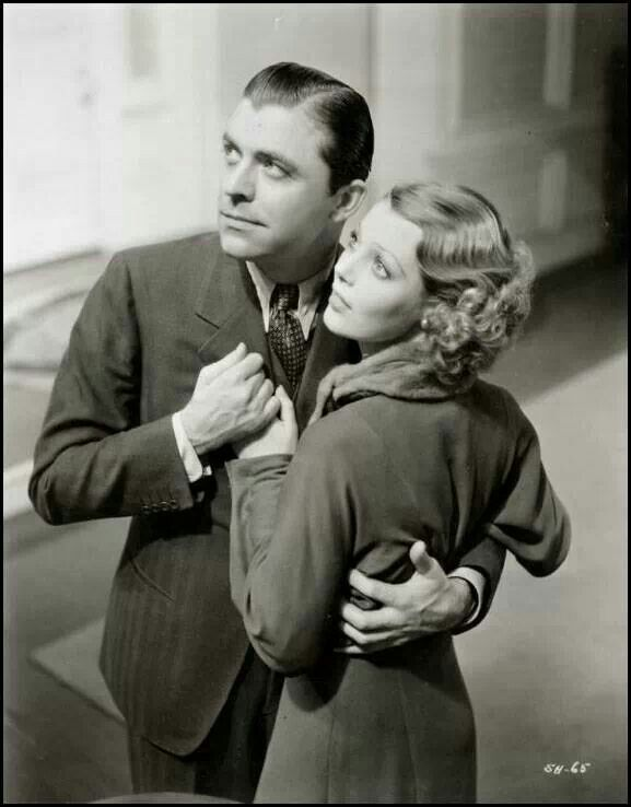Loretta Young /Lyle Talbot