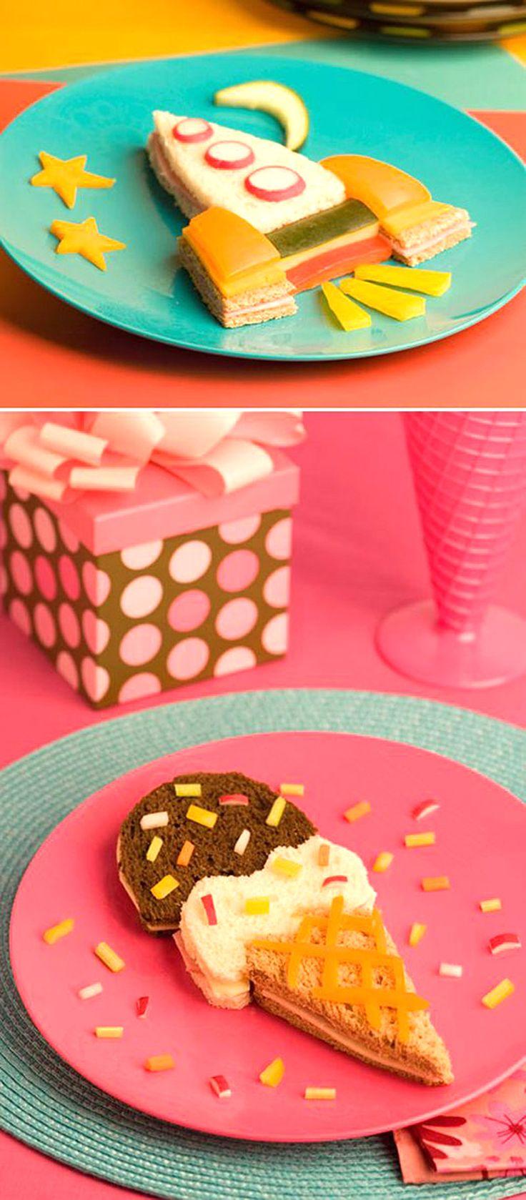 Comida para peques vía blog A Perfect Little LIfe #decoracion #regalos…