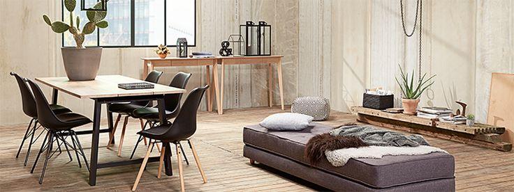 JYSK Favourites industrial-modern woonkamer  | JYSK
