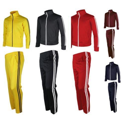 Mens Womens Running Jogging Track Suit Warm Up Pants Jackets Gym Training Wear | eBay - Jills tracksuit