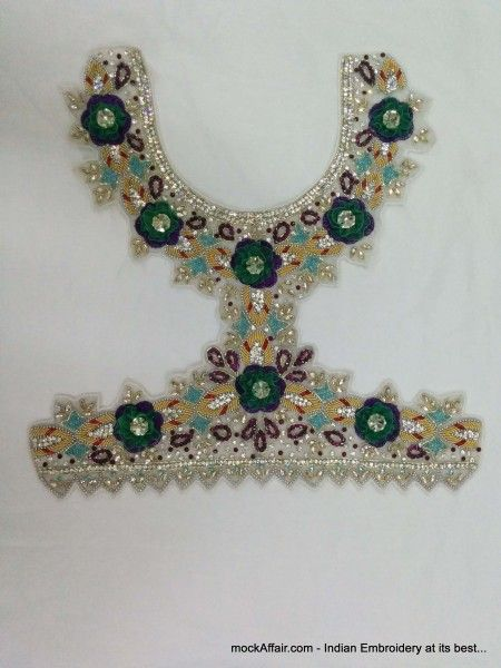 17 Best Images About Indian Emboidery  Hand Beaded