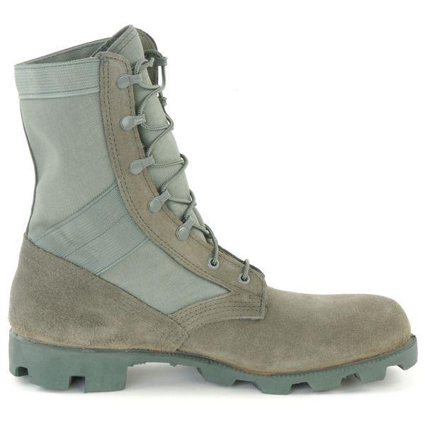 Altama Sage Green US Vulcanized Boot 8553