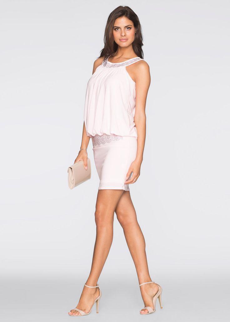 Cocktail-Kleid hellrosa - BODYFLIRT jetzt im Online Shop von bonprix.de ab ? 27,99 bestellen. Punkten Sie bei besonderen Anlässen mit diesem wunderschönen ...