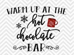 Image result for hot chocolate svg files