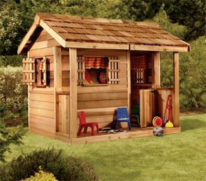inspiring playhouses, playhouse ideas for inside and outside