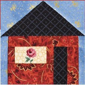 Carol Doak house block, Free. Download.