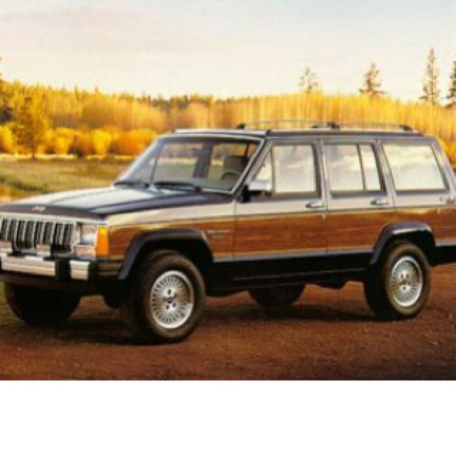 Old Postal Jeeps For Sale: 17 Best Images About Jeep Cherokee (wagoneer) On Pinterest