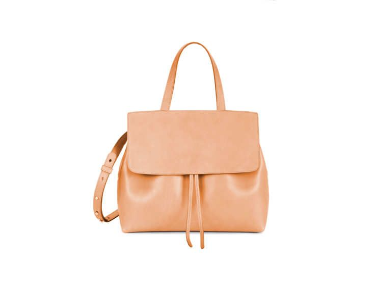 Lady Bag in Cammello - The Cut