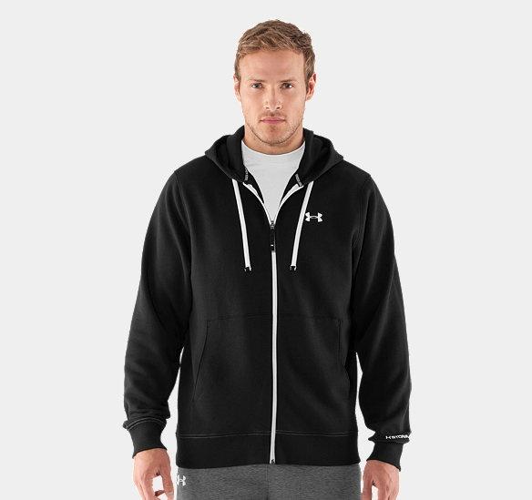 Men's Charged Cotton® Storm Transit Full-Zip Hoody