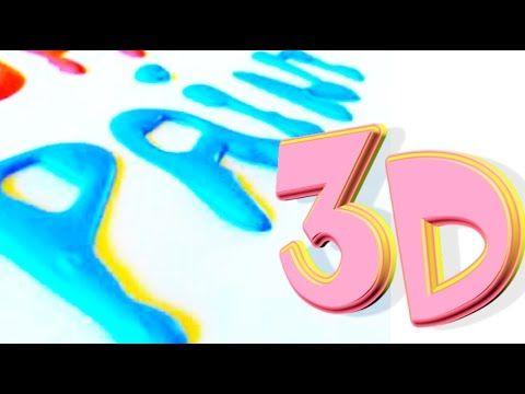 Pintura INFLABLE Casera 3D/SIN CREMA DE AFEITAR PUFFY PAINT DIY