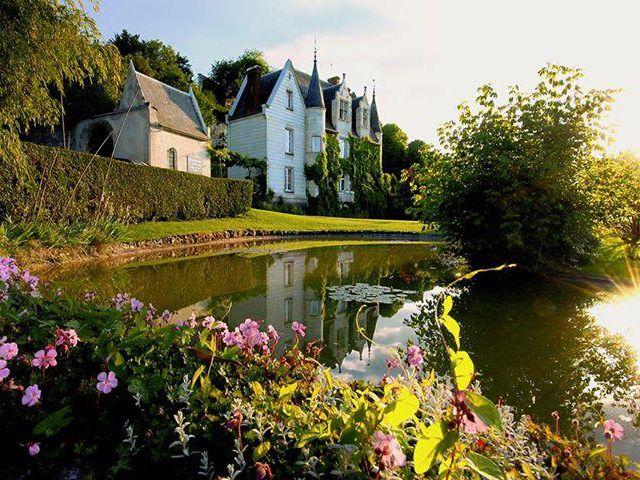 Restaurant étoilé Michelin région Centre - La Roche le Roy à Tours