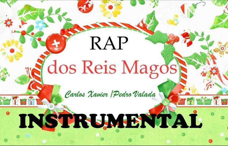 RAP dos Reis Magos - Versão instrumental (Educação Musical)