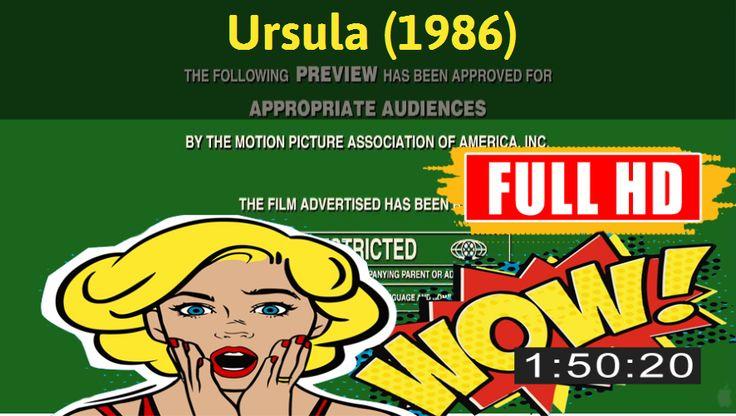 Watch Ursula (1986) Movie online : http://movimuvi.com/youtube/eGcwQ1FKbXZkZmxlYkxlaDczN3Nadz09  Download: http://bit.ly/OnlyToday-Free   #