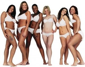 Dove has a beauty problem - the April and July 2013 beauty ads