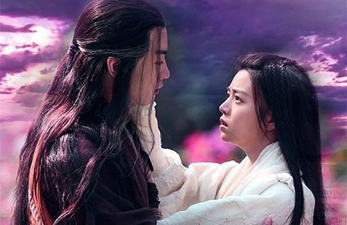 "Producer Yu Zheng's Mainland drama, ""The Romance of the Condor Heroes"", starring Michelle Chen and Chen Xiao, will air on December 3, 2014."