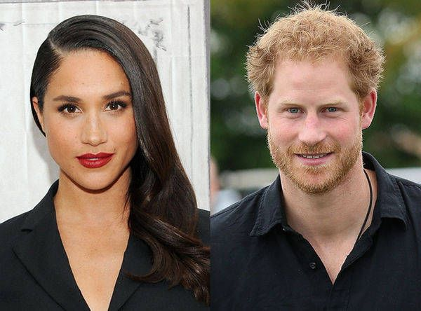 Harry's New Girl from Prince Harry and Meghan Markle: Romance Rewind | E! News